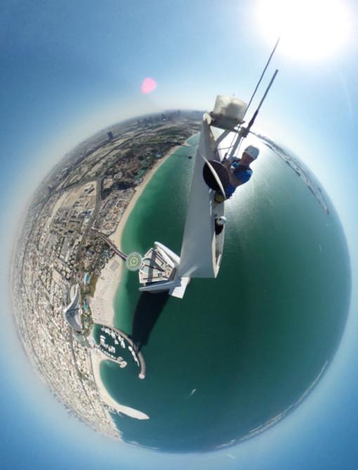 Burj al Arab selfie crop