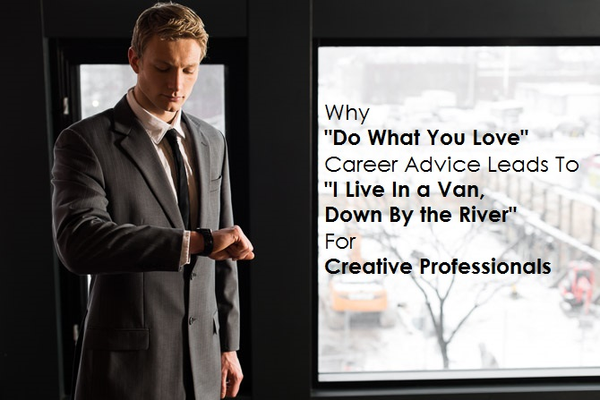 career advice for creative professionals