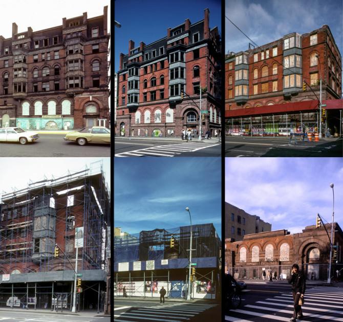 Former Corn Exchange Bank, NW corner of E. 125th St at Park Ave. Harlem; 1982-2014