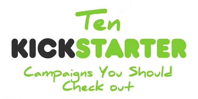 Kickstarter Campaigns