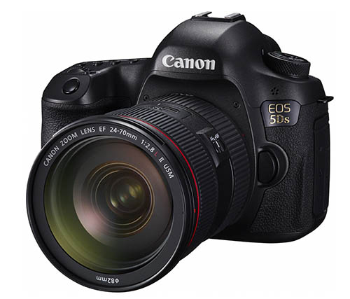 Leaked Canon 5DS