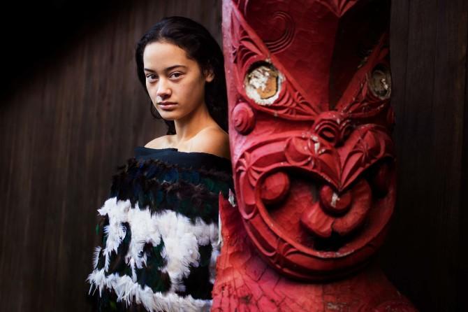 Maori-New Zealand
