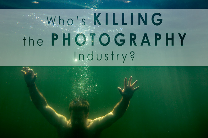 whos killing the photography industry