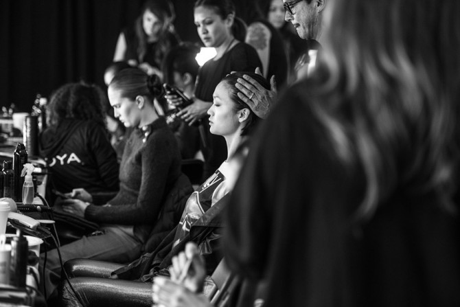 Hair and Makeup New York Fashion Week by Grant Friedman on 500px