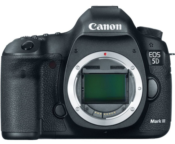 The 5D Mark III. Still selling well.