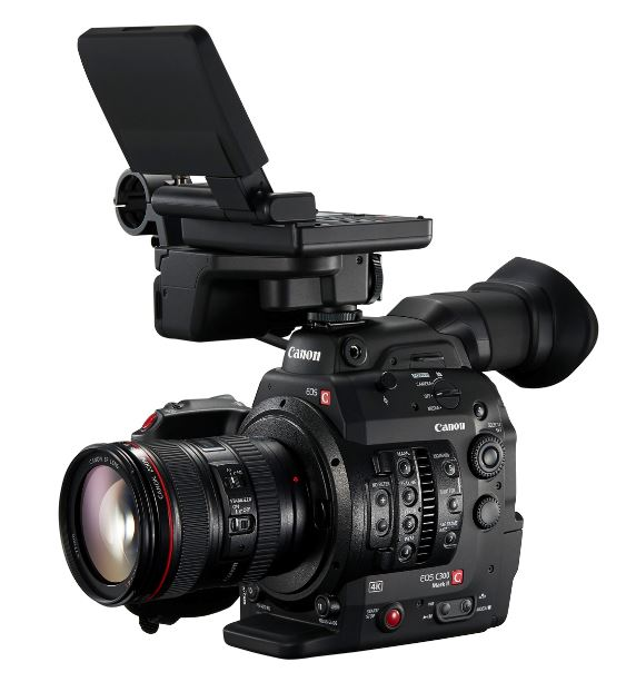 Will the 5D Mark IV get its tech from the C300 Mark II?