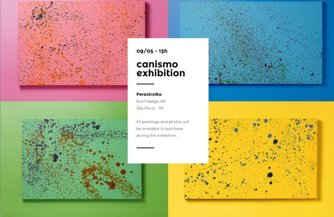 Source: a screen shot of the invitation to the exhibition