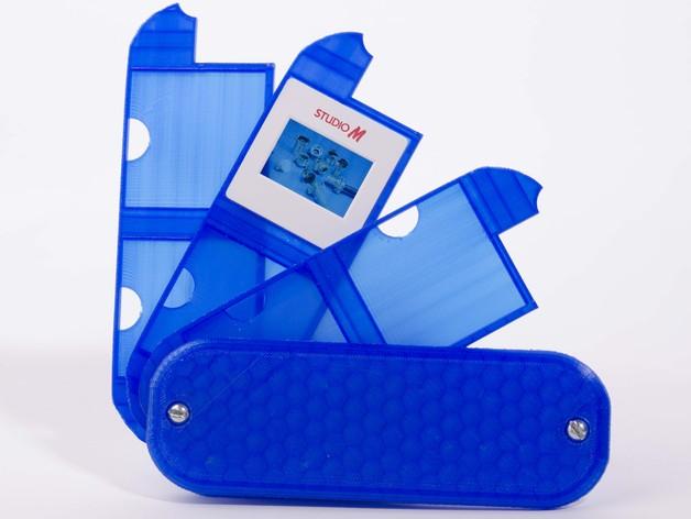 slide-holder