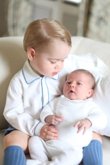 Credit: HRH The Duchess of Cambridge