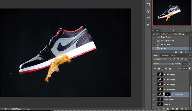 Diyphotography Shoes Photoshop (12)