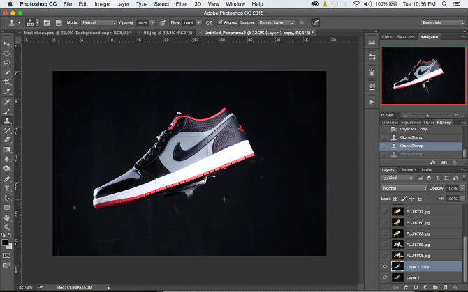 Diyphotography Shoes Photoshop (9)