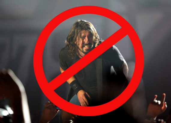No_Foofighters