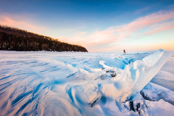 12 step program for editing landscape photography with a professional workflow