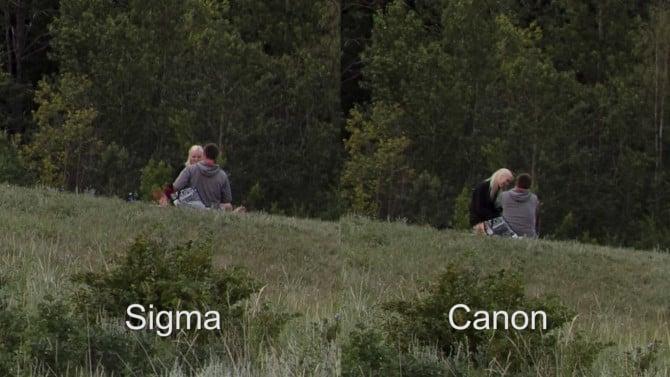 Sigma 24mm vs Canon 24mm (both shot on 5DSR)