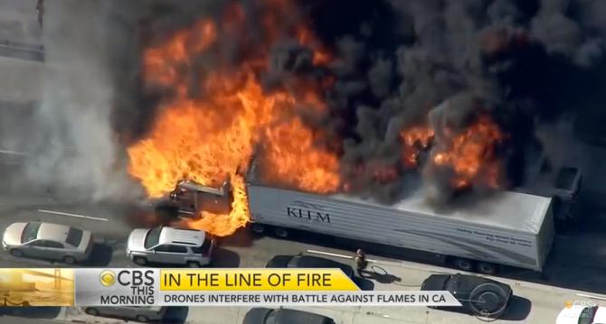 drones-wildfire-california