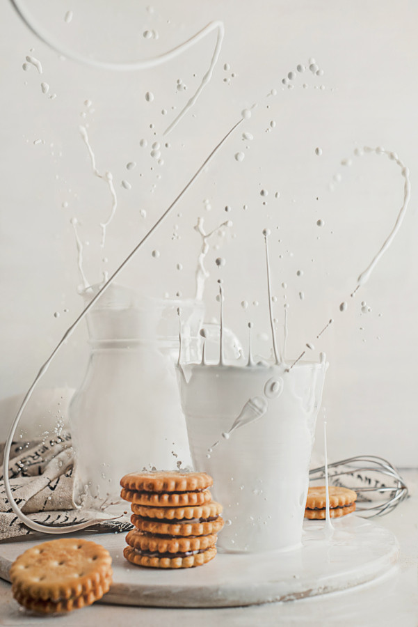 Spilled milk
