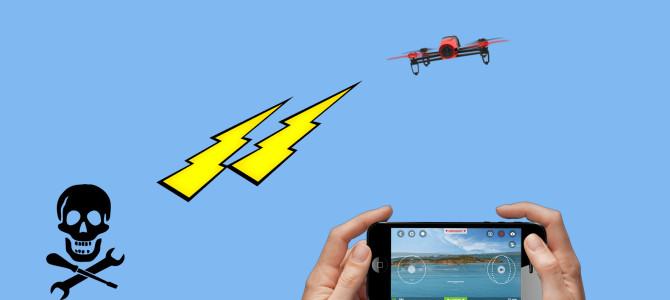 hackced-drone