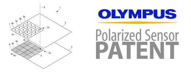 olympus-polarized-sensor-patent