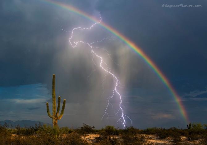 rainbow-lighting