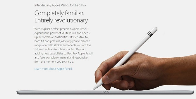 Apple iPad Pro versus Microsoft Surface Pro 3 apple pencil review