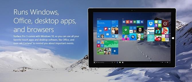 Apple iPad Pro versus Microsoft Surface Pro 3 review