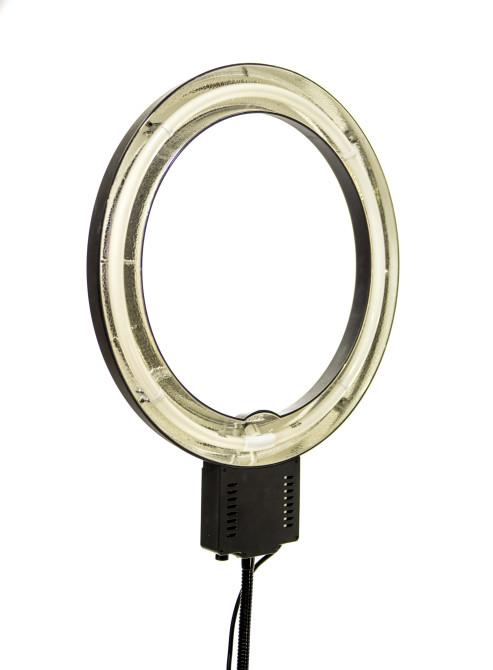 Interfit ring light
