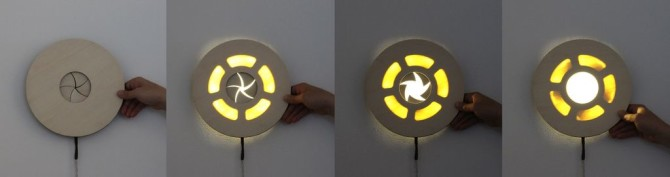 irislamp header