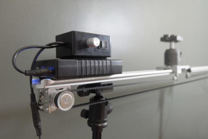 Diy Camera Rail Photography