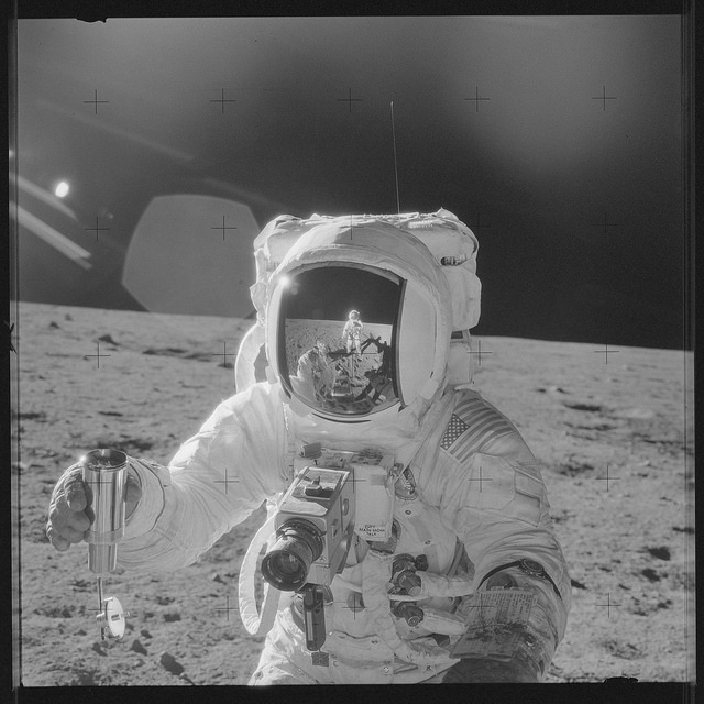 Apollo Mission Images Released, And They Are Out Of This World!