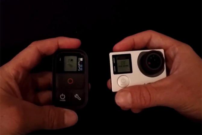 GoPro-Remote