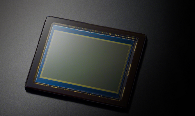 A Sony CMOS sensor. On its way out?