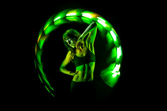 Learning Light Painting With Eric Pare