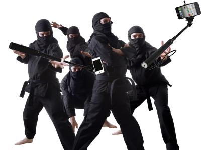 Selfie-Ninjas