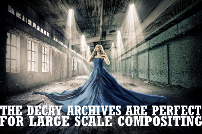 decay-large-scale