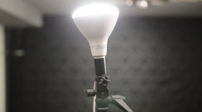Hardware Store LED 3 Light Portrait Fill Light