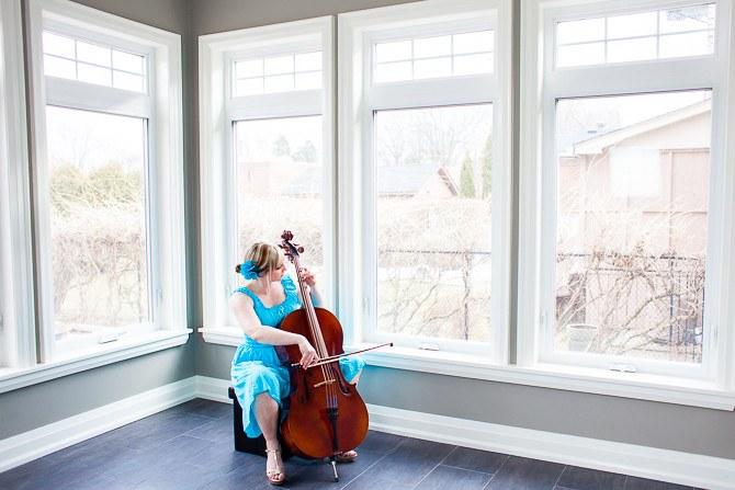 Skillshare natual light window portrait