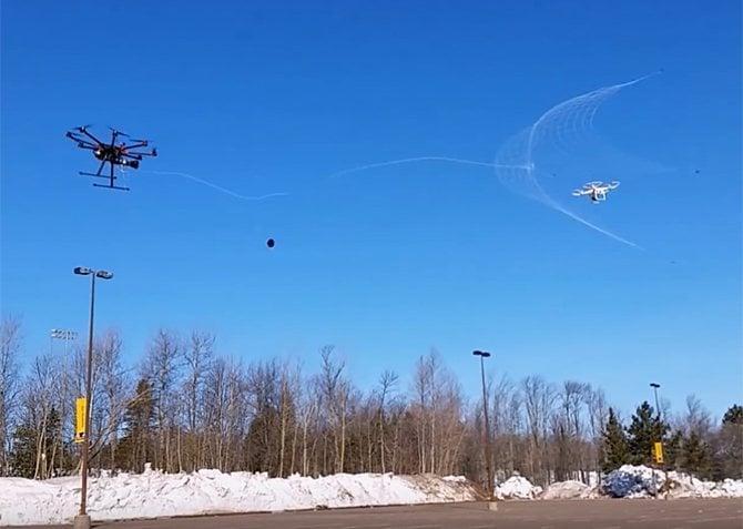 Drone Catcher