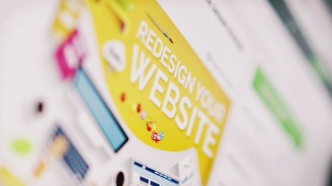 On some freelance websites, you can get a website redesign for $5.