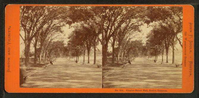 Charles_Street_Mall,_Boston_Common,_by_Soule,_John_P.,_1827-1904_3