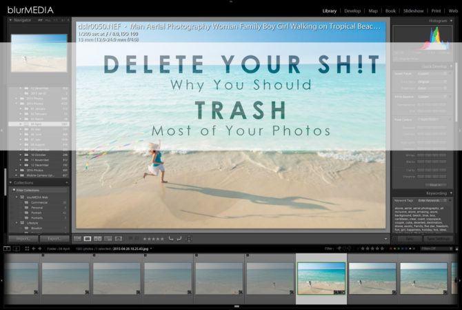 Delete Your Reject Photos