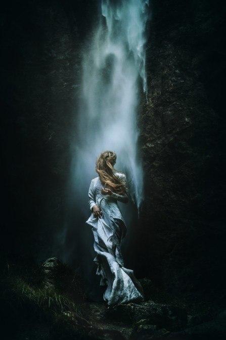 alps-waterfall