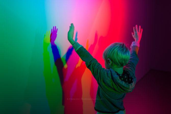 RGB Additive Color Model Photography Gels Boy