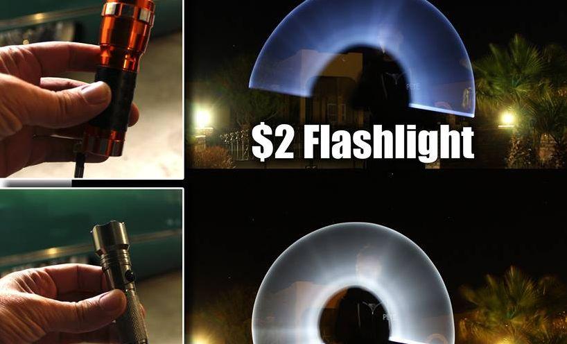 different flashlights-01