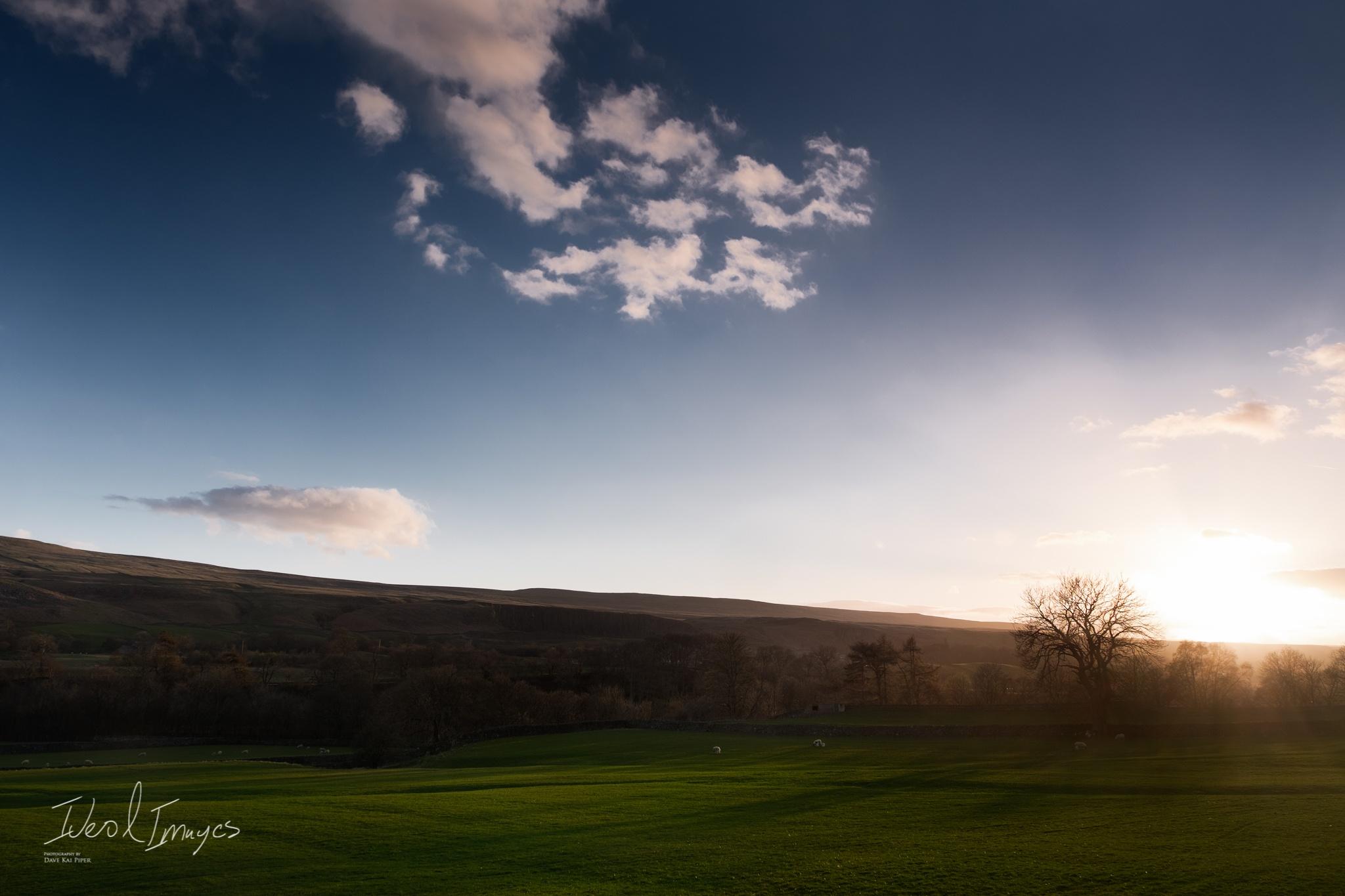 Landscape images taken near Barnard's Castle