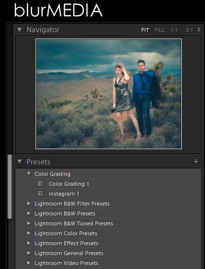 Cinematic Color Grading With Lightroom Desert Portrait