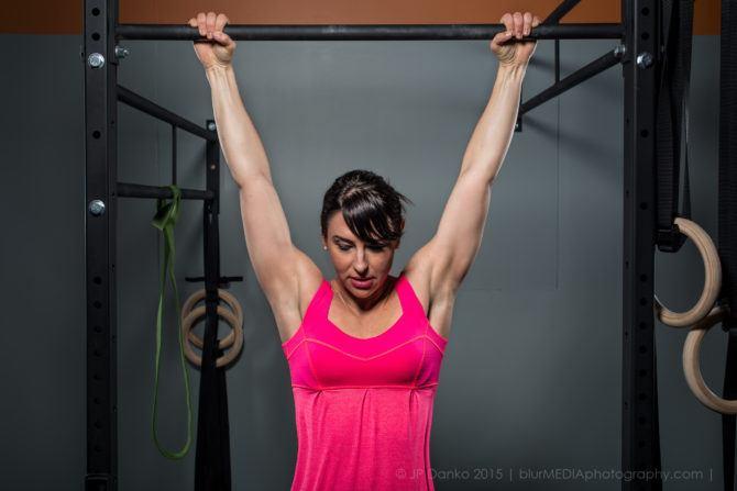 fitness photography portraits