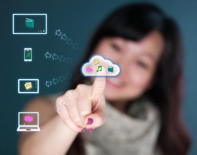 Multimedia Cloud Technology