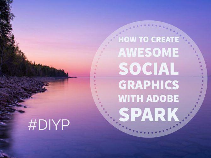 Adobe Spark Social Media Graphic