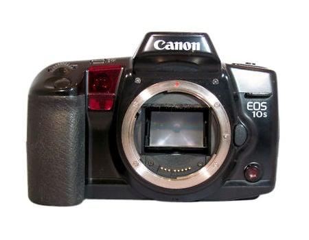 EOS 10s. Photo from eBay