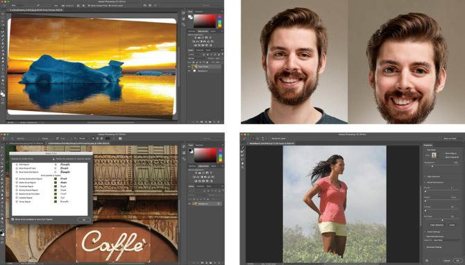 Photoshop-Collage